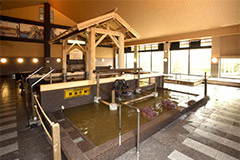 Ooedo onsen monogatari sur Odaïba