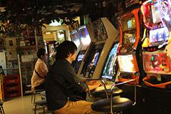 Salle d'arcade à Akihabara