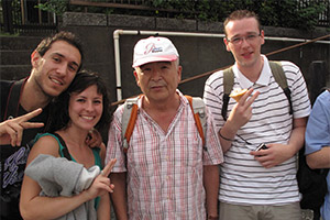 Rencontre à Kamakura