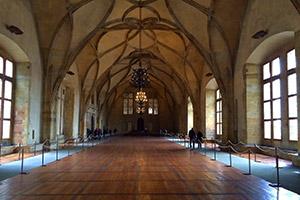 Palais royal de Prague