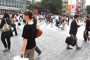 Passage piéton de Shibuya