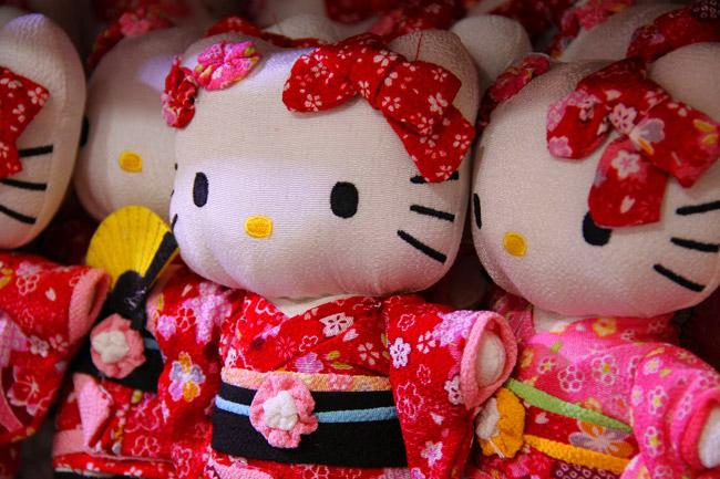 Hello Kitty au Kiddyland
