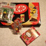 KitKat goût piment