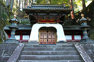 Mausolée de Ieyasu Tokugawa