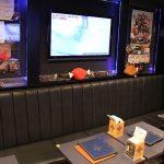 Partie gauche du Capcom bar