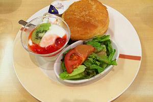 Petit déjeuner au Tokyu STay