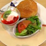 Petit déjeuner sucré