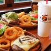 Burger à Tokyo