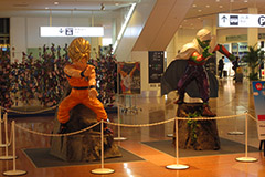 Statues Dragon Ball