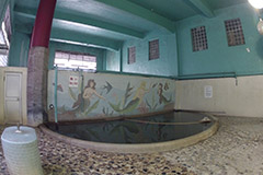 Un bain d'originalité au Asakusa kannon onsen