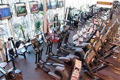 Entraînez-vous au Gold's Gym