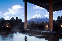 Relaxation le temps d'un week-end en ryokan près du mont Fuji