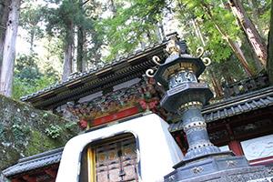 Mausolée à Nikko