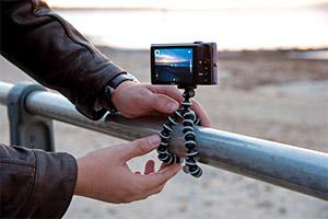 Tourner des vidéos aux compacts