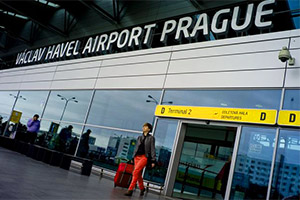 Aéroport de Prague