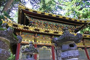 Temple de Nikko