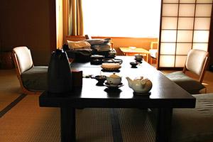 Chambre dans un ryokan