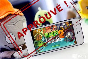 Jeux mobiles testés et approuvés