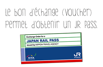 Voucher Japan Railways
