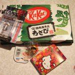 KitKat goût matcha