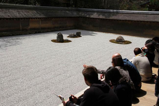 Jardin zen du Ryoanji