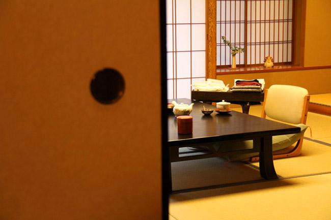 Chambre de mon ryokan