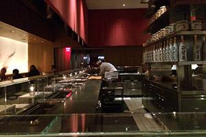 Sushi aux Etats Unis