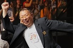 Takashi Tezuka à Japan Expo