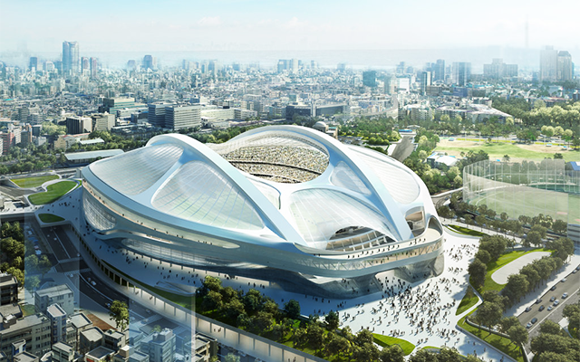 Stade Olympique des JO 2020