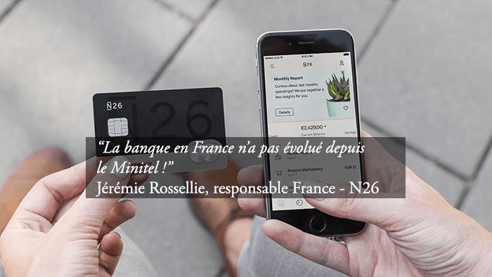 La banque en ligne en France
