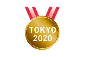 Projet de médailles pour les J0 2020
