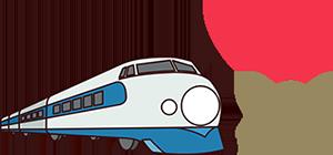 Shinkansen en 1964