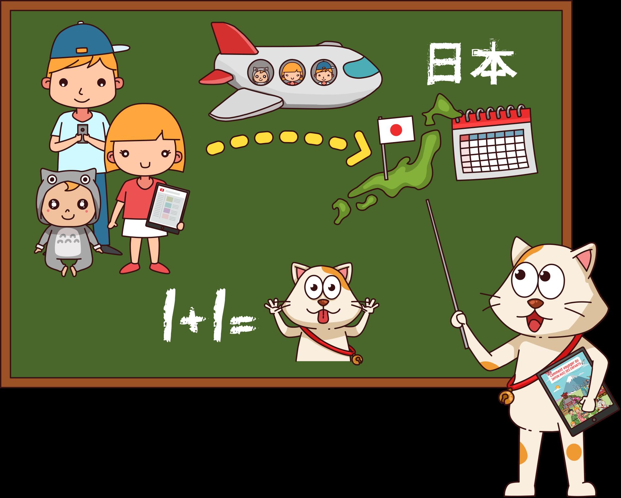 Circuit pour enfants au Japon