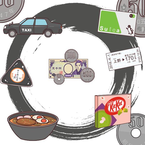 Avoir des yens pour acheter