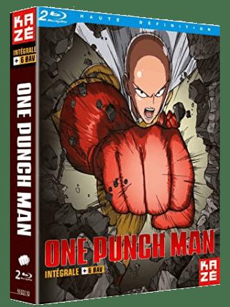 DVD One Punch Man